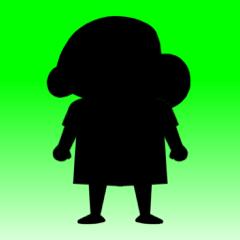 Who's The Shadow for Crayon Shin-chan
