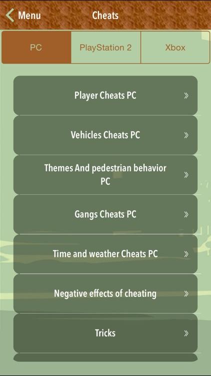 Walkthrough+Mission Guide for GTA Sen Andreas