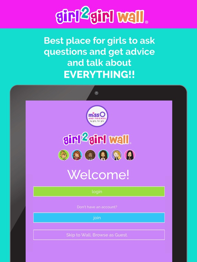 Girl2Girl Wall on the App Store