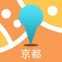 京都中文离线地图