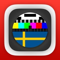 Svensk Gratis TV Guide (iPad-versionen)