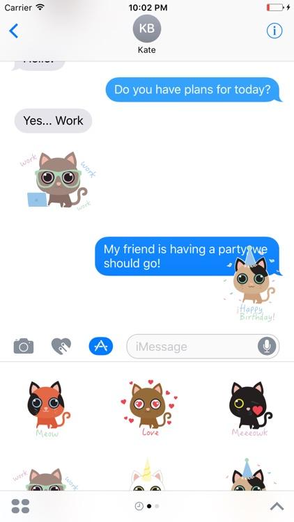KIKI Cat screenshot-4