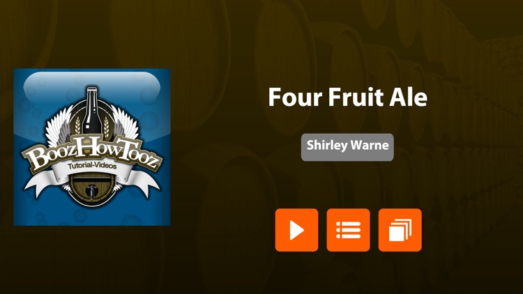 Four Fruit Ale 101