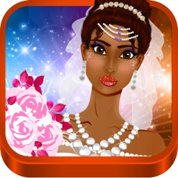 Girls Bridal Makeover -Princess Wedding Gown, Dress up, Hair And Makeup Game