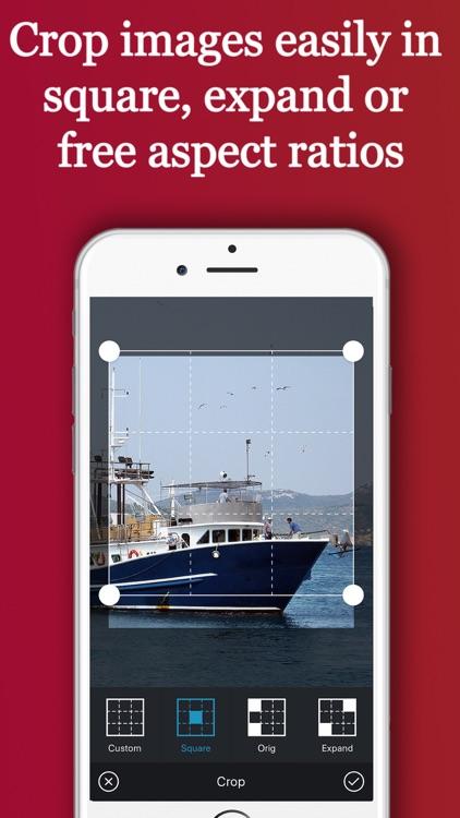 PixPronto Camera: Photo Editor, Filters & Effects screenshot-3