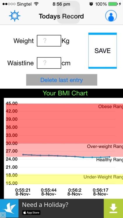 WC - Weight Challenge