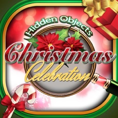 Activities of Hidden Objects Christmas Celebration Holiday Time