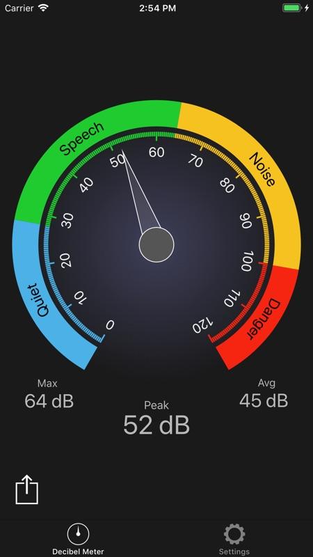 Decibel Meter(Sound Meter) - Online Game Hack and Cheat