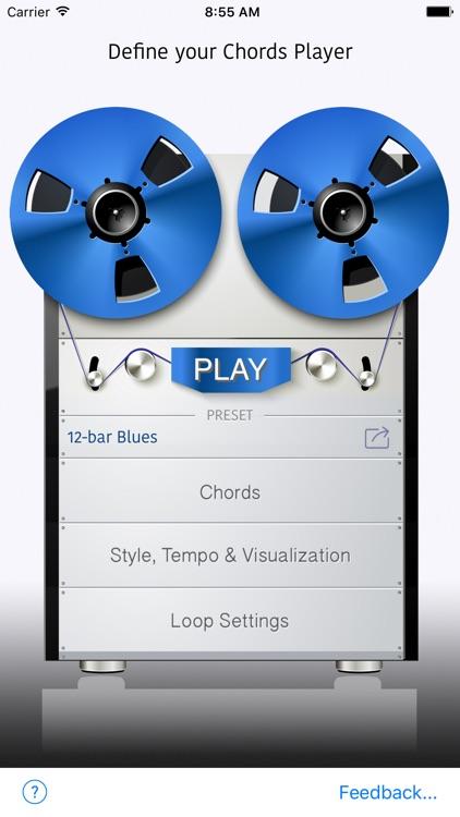 Chords Player screenshot-0