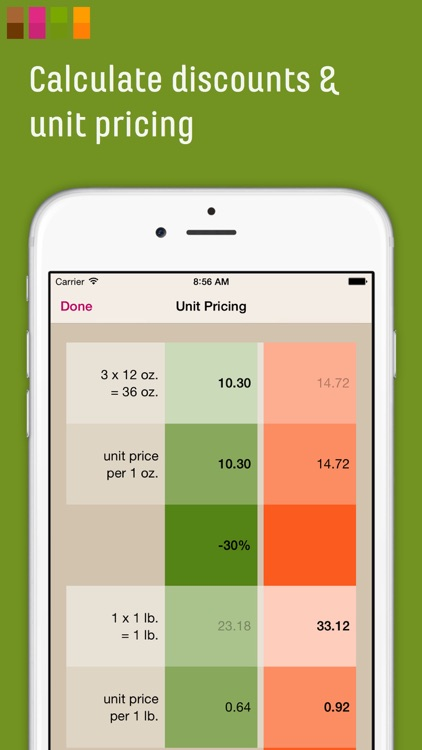 CompareMe - Price Comparison Shopping Calculator app image