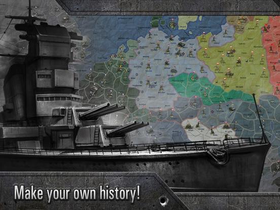 Screenshot #1 for Strategy & Tactics: Sandbox World War II TBS