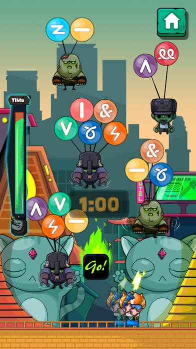 Zombie Touch: Wizard for Hire screenshot two