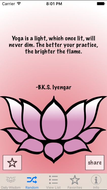 Yoga Wisdom screenshot-1