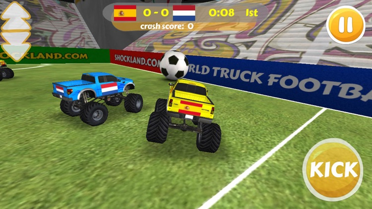 World Truck Ball