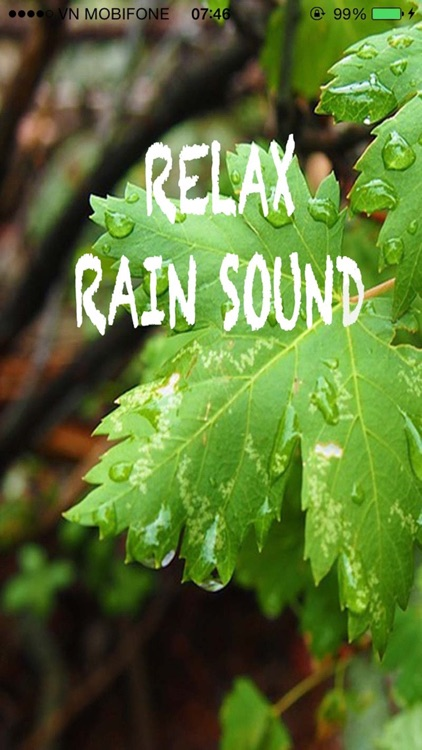 Relax Rain Sounds - Relaxing Sounds for Yoga
