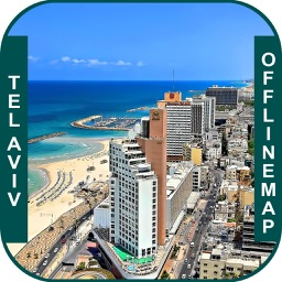 Tel Aviv_Israel Offline maps & Navigation