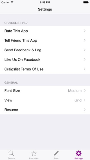 Smobile for Craigslist on the App Store