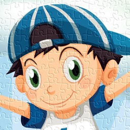 Kids Jigsaw Puzzles HD for Kids 2 to 7 Years Old