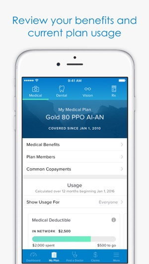Blue Shield of California บน App Store