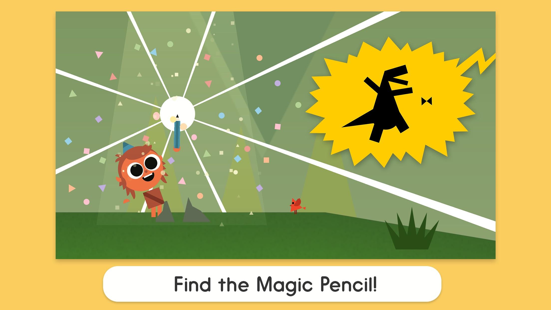 Artie's Magic Pencil Screenshot