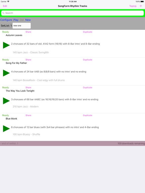Jazz and Blues Sampler screenshot 8