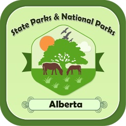 Alberta - State Parks & National Parks Guide