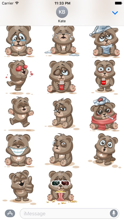 Stkyz: Bear