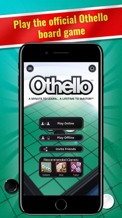 Othello - The Official Game screenshot-0