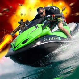 Jet Ski Death Race - Top 3D Water Racing Game
