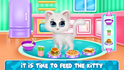 My Kitty Friend Adopt a Pet Screenshot