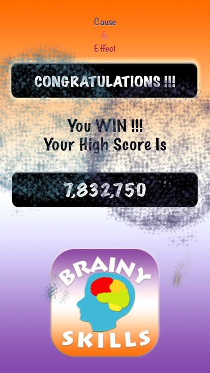 Brainy Skills Cause and Effect screenshot-3