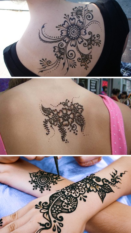 Henna Tattoo Designs Ideas - Arabic Mehndi Idea! screenshot-3