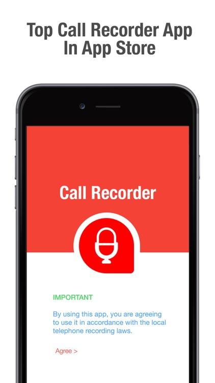 Call Recorder - Record Phone Conversations screenshot-3