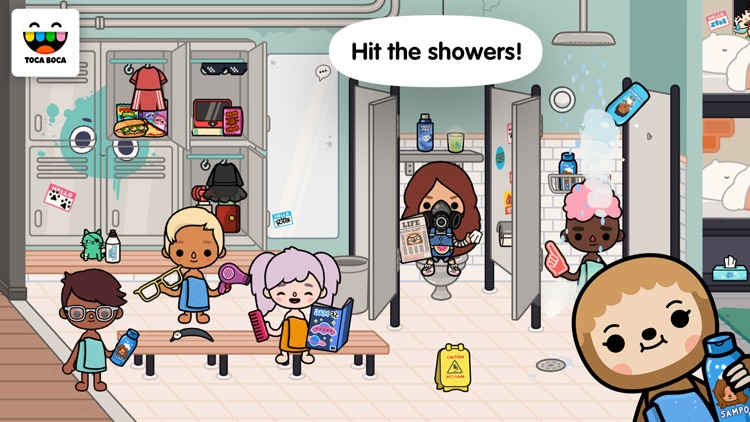Toca Life: After School screenshot-2