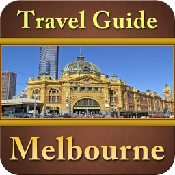 Melbourne Offline Map Travel Guide