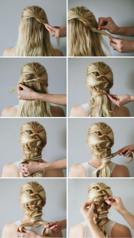 Homemade Hairstyles Step By Step Great Ideas Online Game