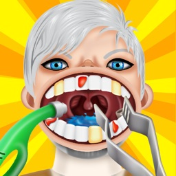 Star Fight Dentist in Little Crazy Doctor Mania Office