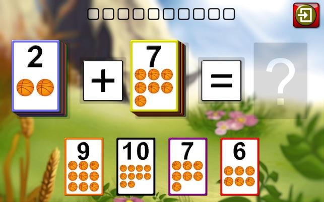 Kinder ABC und zählen Jigsaw Puzzles Pre-school Screenshot
