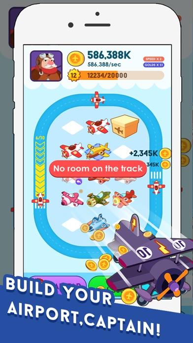 Merge Plane - Best Idle Game screenshot 3