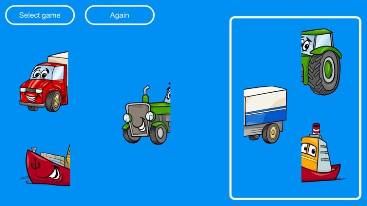 Educational mini games for kids screenshot-3