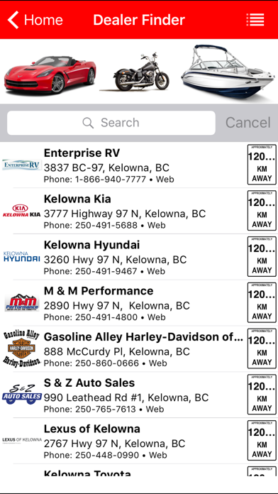 Auto Dealers Buzz screenshot two