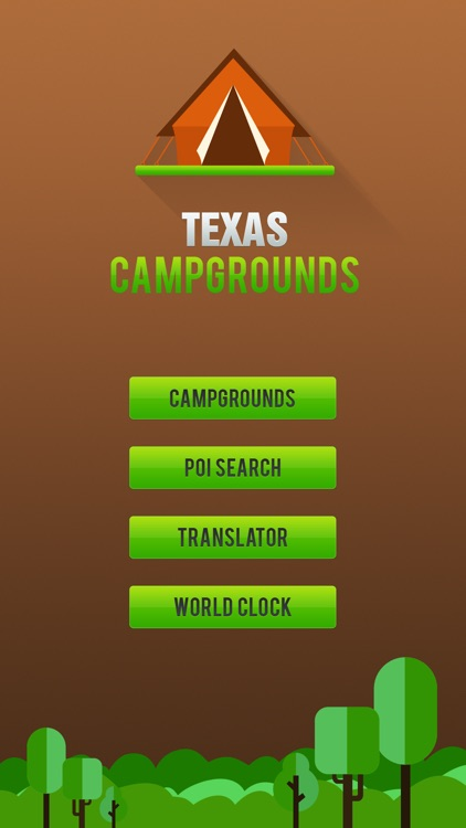 Texas Camping & RV Parks
