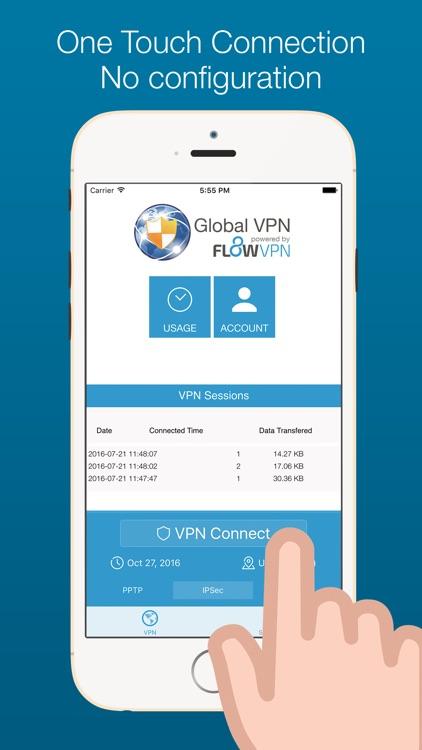Global VPN app image