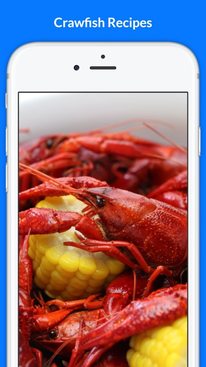 A+ Crawfish Recipes screenshot-0