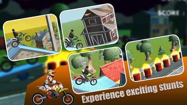Xtreme Motocross - Stunt Moto Racing