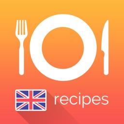 UK Recipes: Food recipes, cookbook, meal plans
