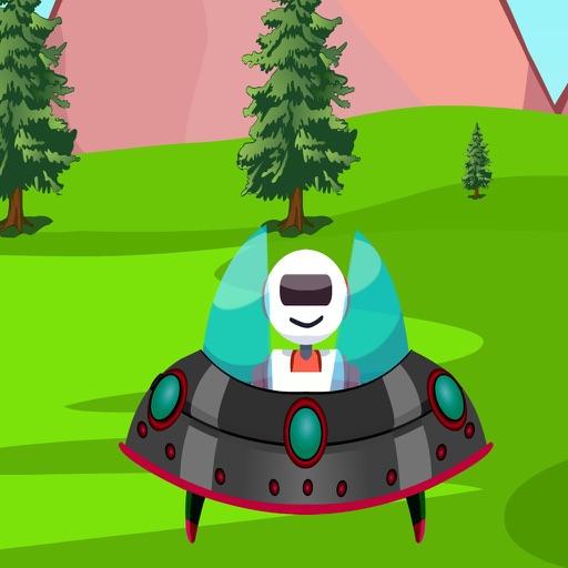 Robot Spaceship Escape