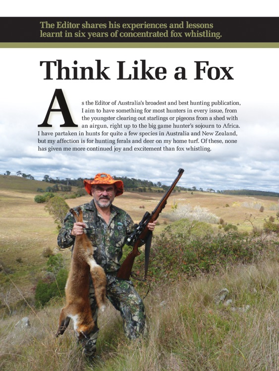 Australasian Sporting Shooter