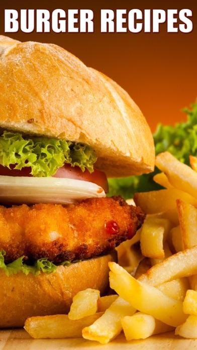 Screenshot for Burger Recipes HD in Venezuela App Store