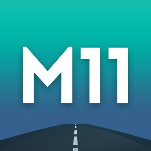 М11 Транспондер